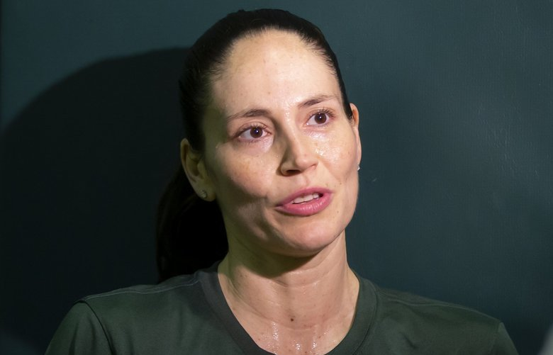 Sue Bird doesn't want to admit it, but Storm star isn't likely to return from knee injury this season