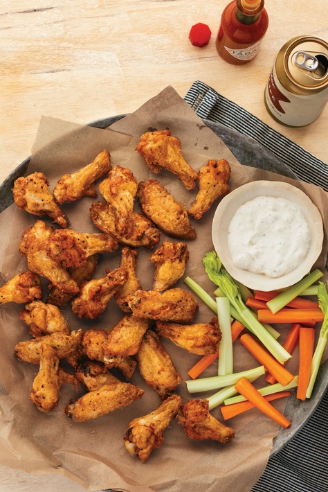 How chicken wings helped me learn to love my air fryer