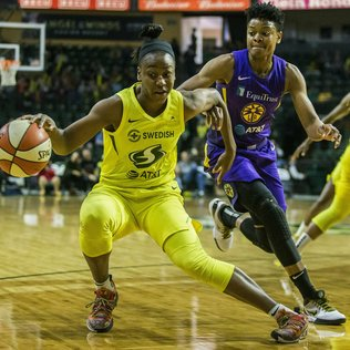 The hits keep coming as Storm loses star Jewell Loyd for extended time with severe ankle sprain
