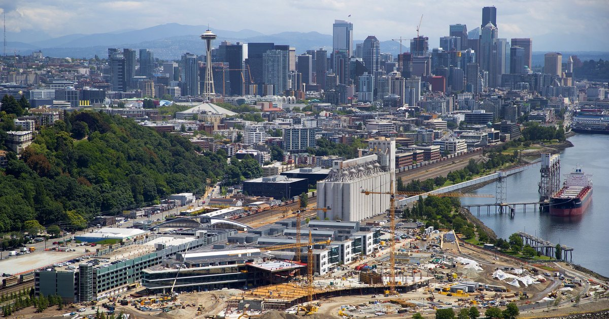 4,500 Expedia employees are coming to Interbay in Seattle. How will the company avoid a traffic mess?