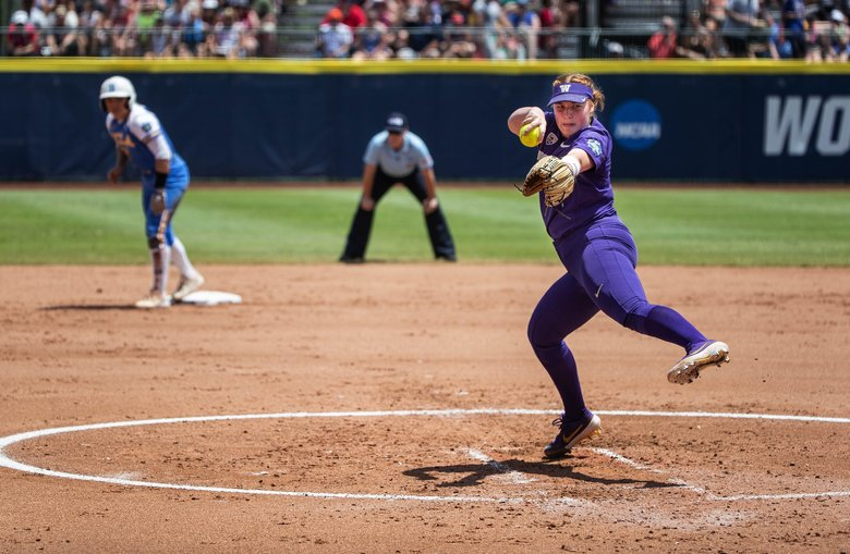 Women's College World Series Ends With A Walkoff