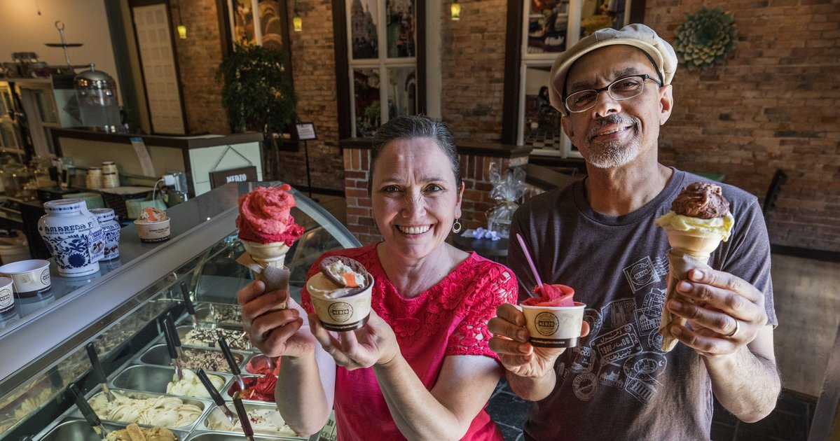 Is this Seattle's — and Burien's — best gelato?