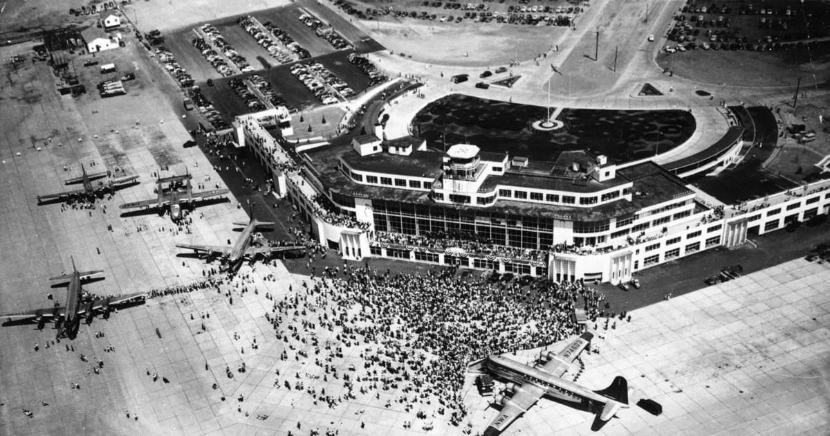 Sea-Tac at 70: One of America's busiest airports celebrates birthday