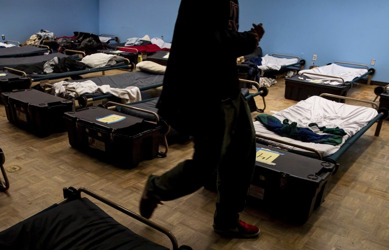 Peace for the Streets by Kids from the Streets provides 25 beds for young adults in Seattle's Capitol Hill neighborhood. The shelter says it will close by the end of December. (Erika Schultz / The Seattle Times)