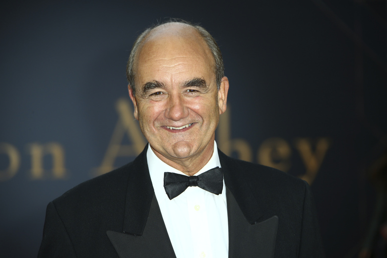 Actor David Haig poses for photographers upon arrival at the World premiere of the film 'Downton Abbey' in central London, Monday, Sept. 9, 2019. (Photo by Joel C Ryan/Invision/AP)