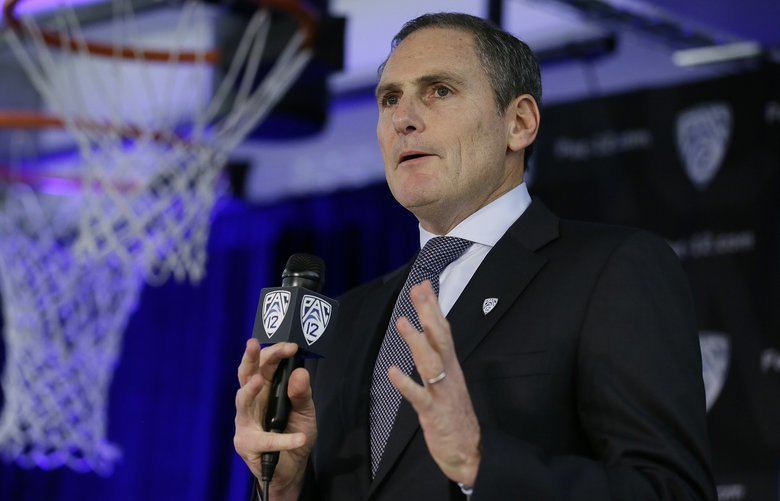 Pac-12 commissioner Larry Scott expresses serious concerns about new California law
