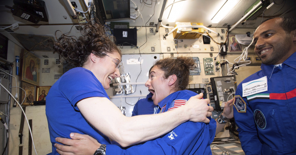 NASA sets 1st all-female spacewalk after spring suit flap