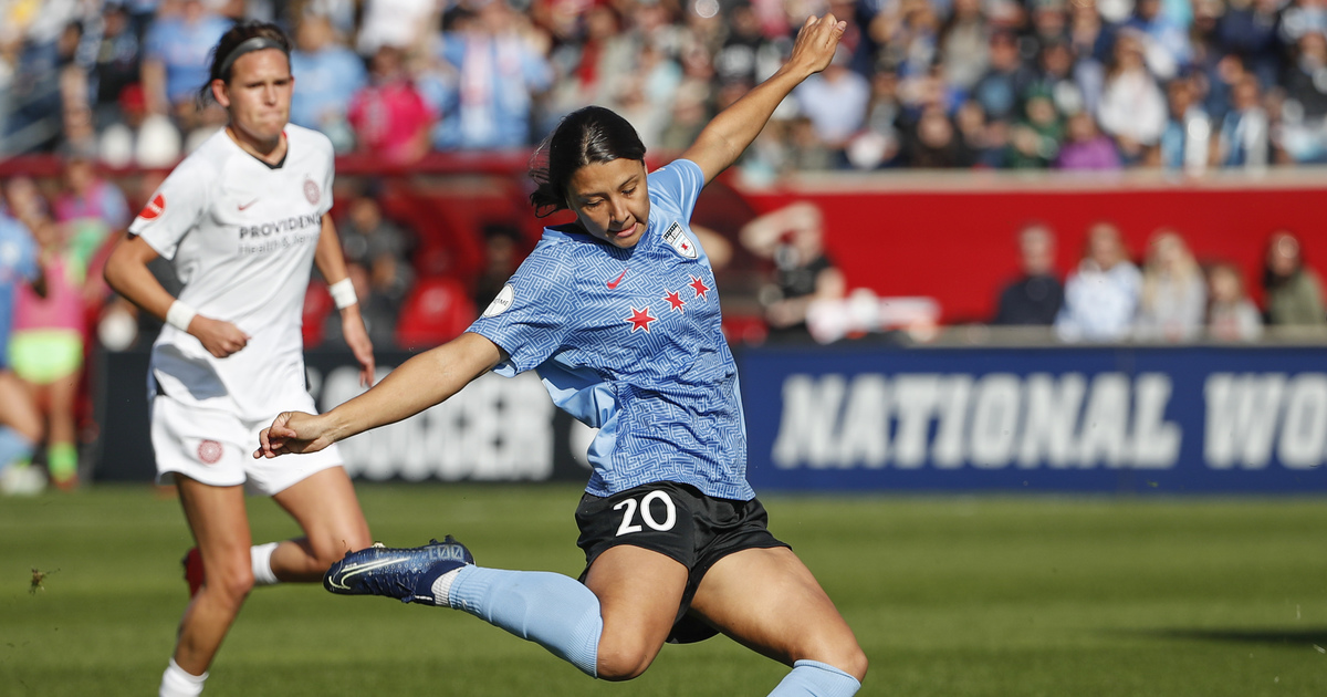 Red Stars defeat Thorns 1-0 to reach NWSL championship