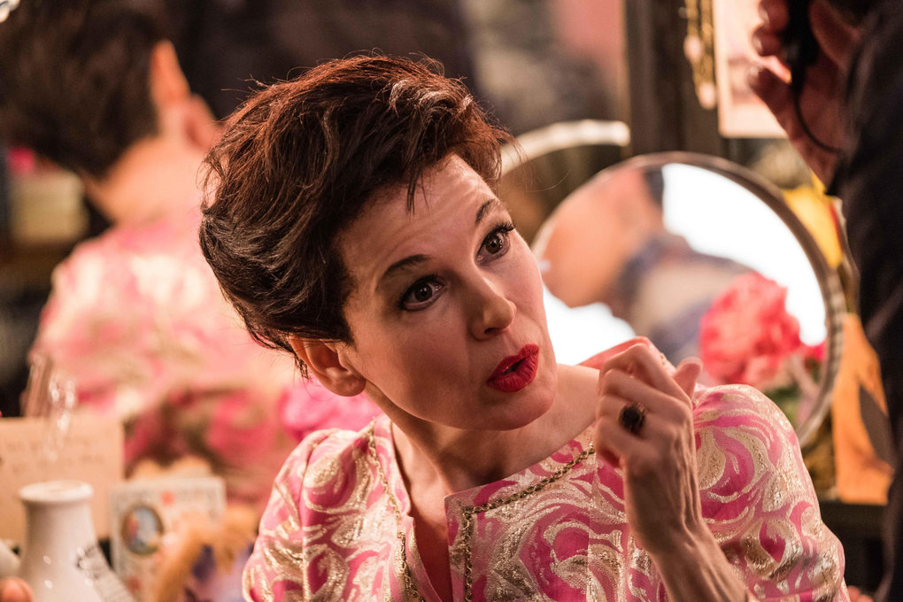 "Renee Zellweger stars as Judy Garland in ""Judy."" (The Associated Press)"