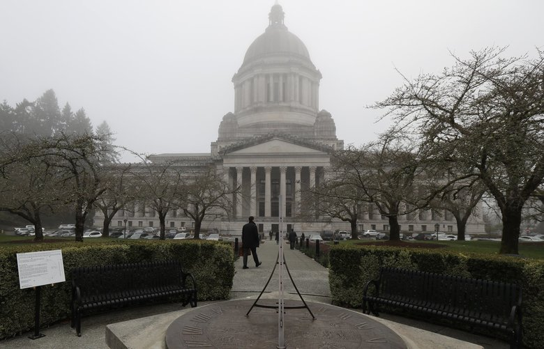 State lawmakers have unveiled a new version of a business tax. (Ted S. Warren / The Associated Press, file)