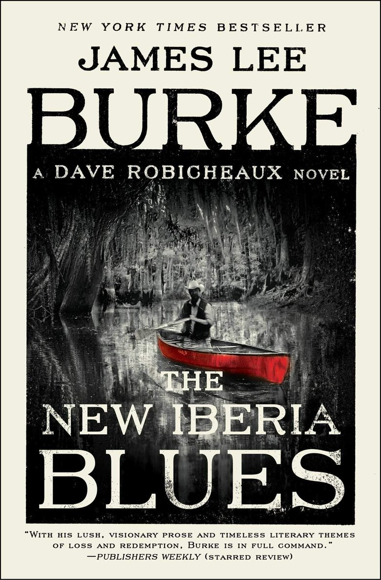 """The New Iberia Blues"" by James Lee Burke (Simon & Schuster)"