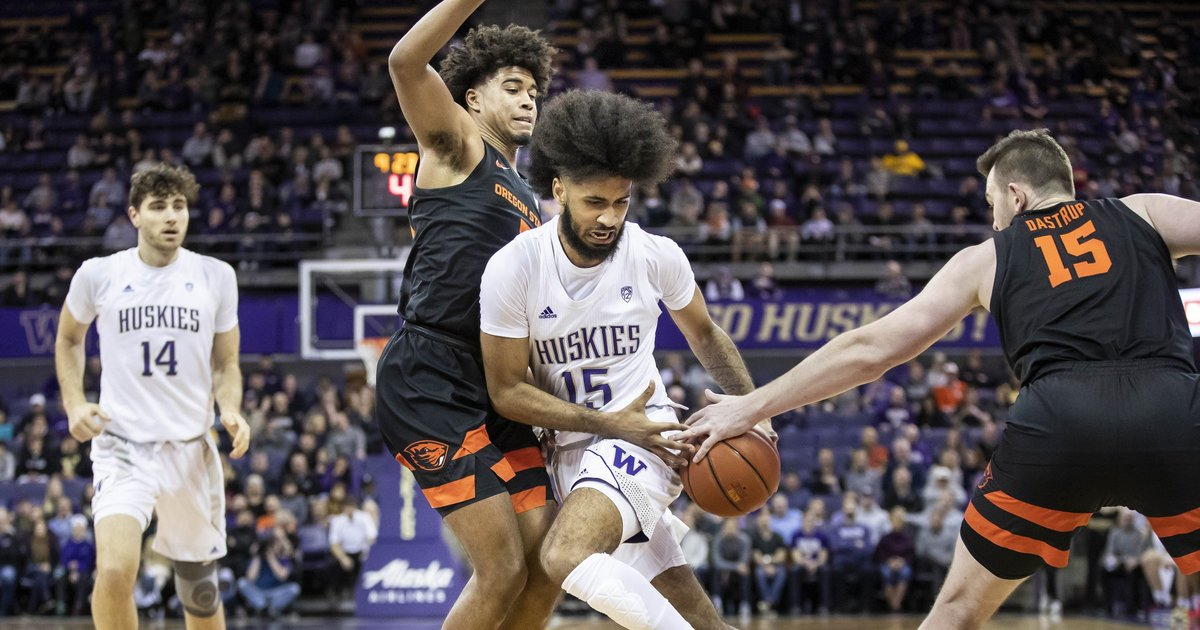 Analysis: Washington's 'other' freshmen step up big in 64-56 win over Oregon State