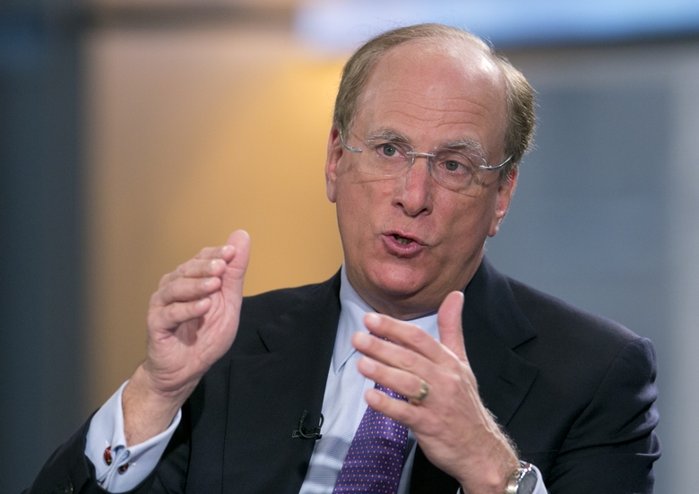 "BlackRock Chairman and CEO Larry Fink is making climate change central to its investment decisions going forward. Fink, who oversees the management of about $7 trillion in funds, said in his influential annual letter to CEOs Tuesday, Jan. 14, 2020, that he believes we are ""on the edge of a  fundamental reshaping of finance"" because of a warming planet. (Mark Lennihan / AP, File)"