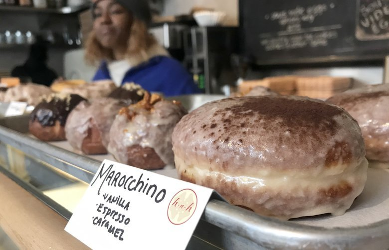Half and Half hits the sugar spot with gourmet doughnuts.