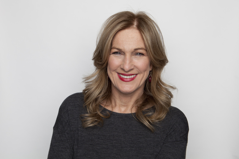 """FILE – In this Nov. 30, 2012 file photo Chief Executive Officer of (RED), Deborah Dugan poses for a portrait in New York. Dugan, the Recording Academy CEO who the company announced Thursday, Jan. 16, 2020, was placed on administrative leave, has fired back in a statement through her lawyer, saying: """"What has been reported is not nearly the story that needs to be told."""" The academy said late Thursday that its leader of just six months was put on leave following an allegation of misconduct by a senior leader at the organization – just 10 days before the 2020 Grammy Awards. (Photo by Amy Sussman/Invision/AP, File)"""