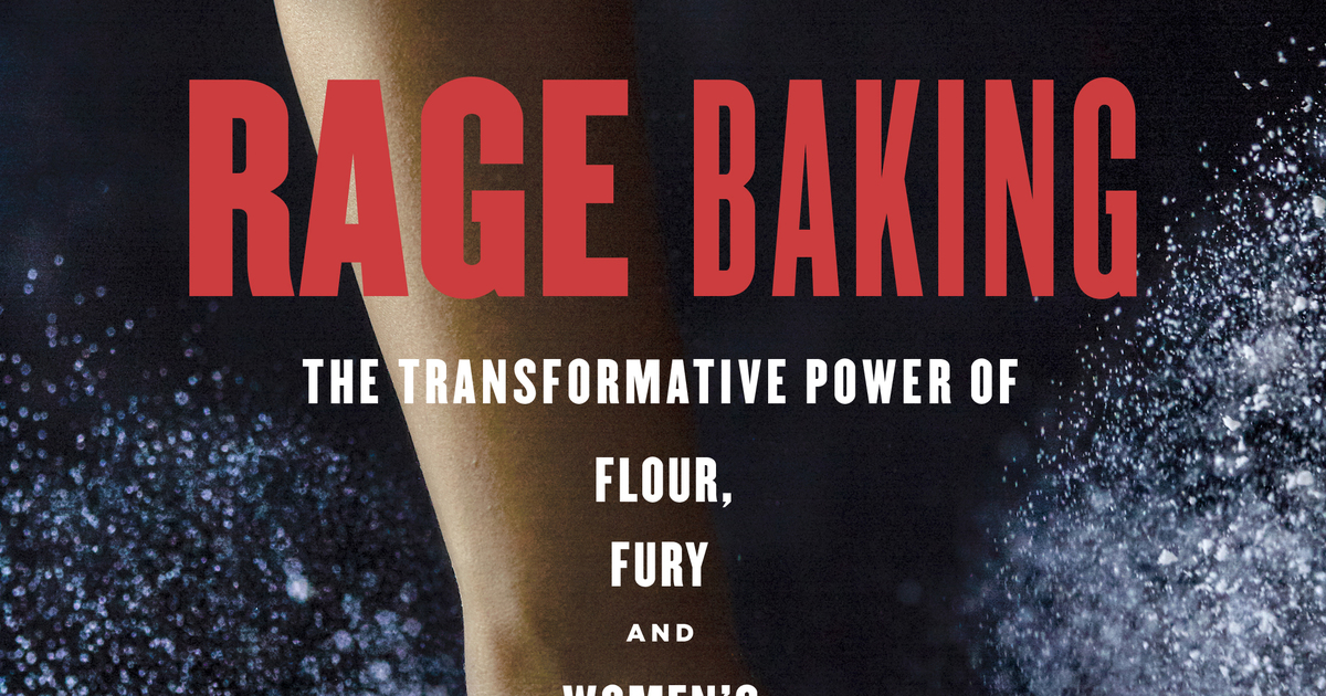 'Rage Baking' authors under fire for not crediting African American baker behind a similar project