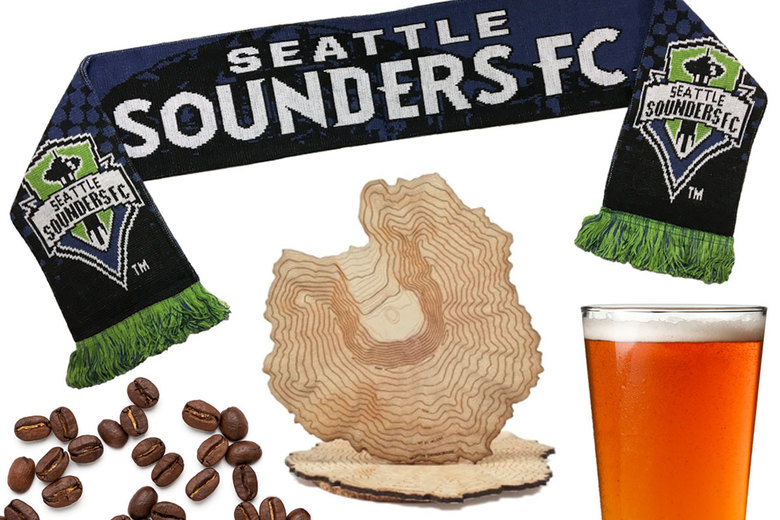 In an attempt to write our own valentine to Seattle, we narrowed down five things we love about the Emerald City, including soccer, beer and coffee (natch).