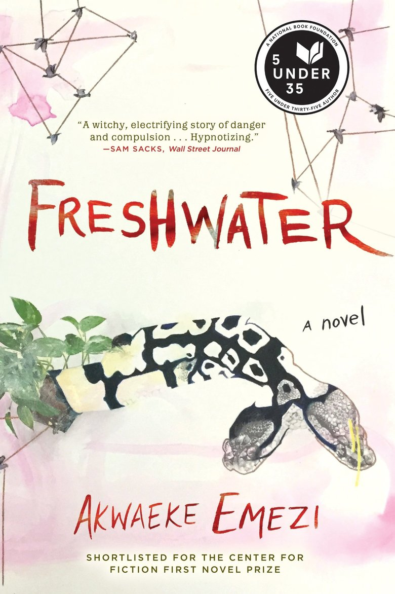 """Freshwater"" by Akwaeke Emezi. (Grove Atlantic)"