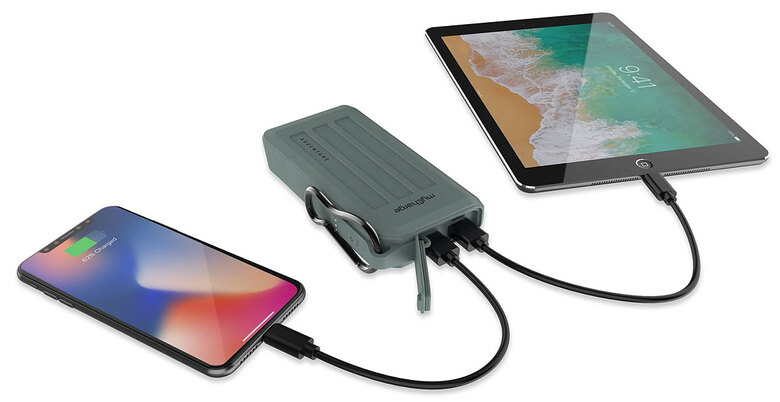 myCharge Adventure H20 portable battery