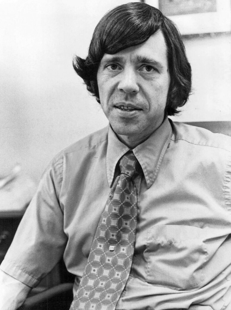 Superior Court judge David Soukup had to walk a minefield of issues in the Gary Gene Grant case, or a known serial killer could have walked free. Soukup eventually sentenced Grant to four consecutive life sentences in the 1971 case. (Bruce McKim / The Seattle Times, 1973)