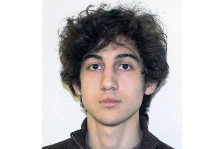 FILE – This file photo released April 19, 2013, by the Federal Bureau of Investigation shows Dzhokhar Tsarnaev, convicted and sentenced to death for carrying out the April 15, 2013, Boston Marathon bombing attack that killed three people and injured more than 260. On Friday, July 31, 2020, a federal appeals court overturned the Boston Marathon bomber's death sentence. (FBI via AP, File)