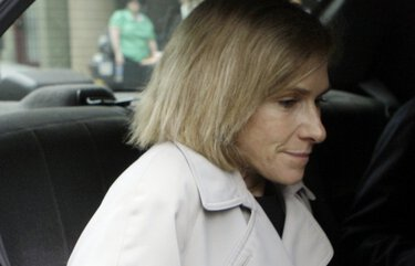 FILE – In this May 15, 2009, then-acting U.S. Attorney Nora Dannehy leaves law offices in Washington. Dannehy, a federal prosecutor who was helping lead the investigation into the origins of the Trump-Russia probe has resigned from the Justice Department.  (AP Photo/Haraz N. Ghanbari, File) WX103 WX103