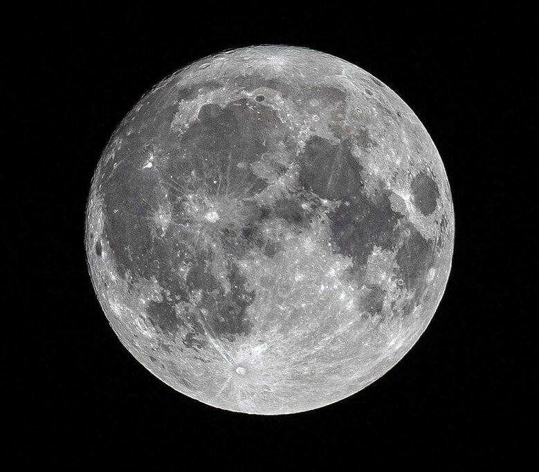 There is water on the moon's surface and ice may be widespread in its many shadows, according to a pair of studies published Monday. The research confirms long-standing theories about the existence of lunar water that could someday enable astronauts to live there. (Dean Rutz / The Seattle Times, 2019)