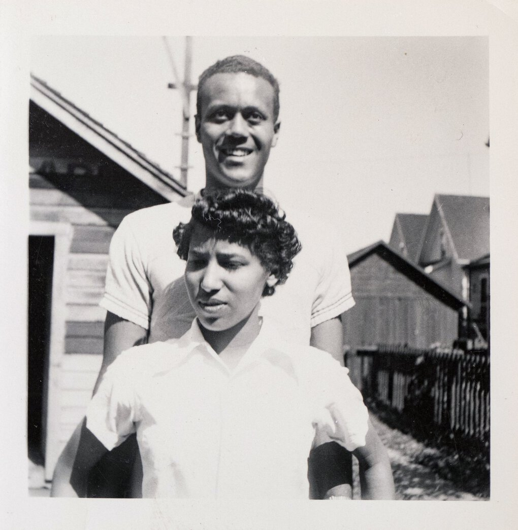 A young Bernice Price with her husband, Milton V. Price Sr. For Bernice Price, now 90, the state Supreme Court's apology comes a bit late. Her husband died of cancer decades ago. (Courtesy of the Price Family)