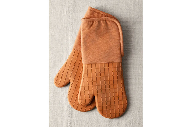 Five Two by Food52 Silicone Oven Mitt Set