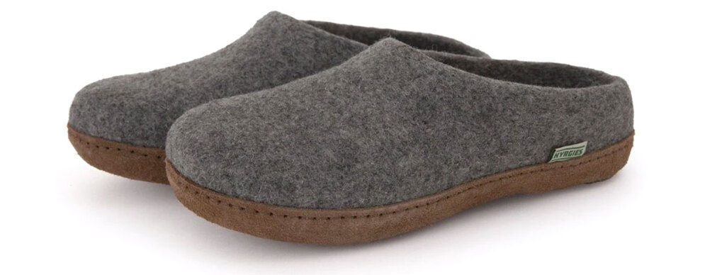 Kyrgies Molded Sole Low Back Slippers