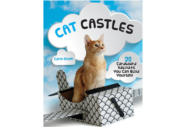 """Cat Castles: 20 Cardboard Habitats You Can Build Yourself"""