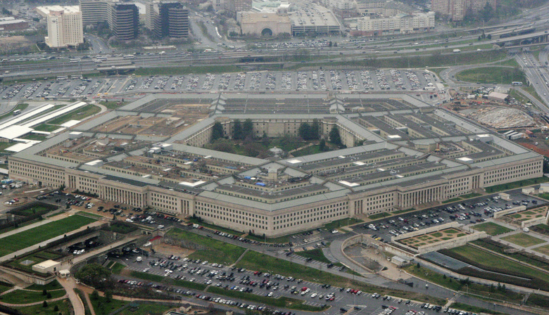 FILE – This March 27, 2008 file photo shows the Pentagon in Washington. (AP Photo/Charles Dharapak, File)