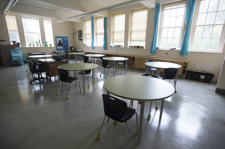 Most Ontario schools will return to in-class learning on Monday