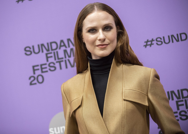 """Actress Evan Rachel Wood attends the premiere of """"Kajillionaire"""" during the Sundance Film Festival on Jan. 25, 2020, in Park City, Utah. Marilyn Manson was dropped by his record label Monday after  Wood, his ex-fiancé, accused him of sexual and other physical abuse. Wood, a star of HBO's """"Westworld,"""" wrote on Instagram Monday, Feb. 1, 2021, that Manson """"horrifically abused me for years"""" and """"left me brainwashed into submission."""" (Photo by Arthur Mola/Invision/AP, File)"""