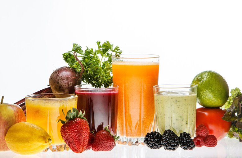 Smoothies sound healthy, but if you want one that's really good for you, you'll need to read labels and ingredients — or just make your own. (Erik M. Lunsford / McClatchy Newspapers, 2012)
