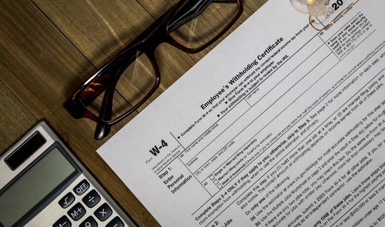 The Internal Revenue Service offers tax-realted forms on its website. It also has a special online tool called the IRS Tax Withholding Estimator that can help employees, retirees and self-employed individuals figure out if they need to make changes to their withholdings. (Cheryl Fleishman / Dreamstime / TNS)