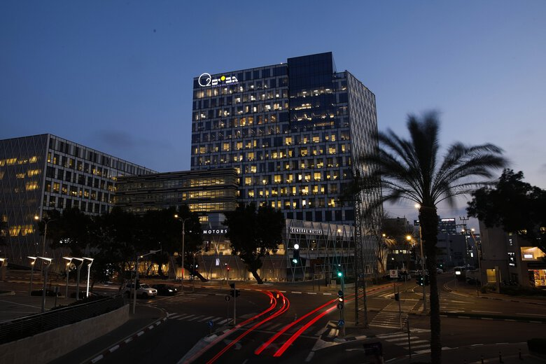 A building at the address listed for NSO Group in Herzliya, Israel, March 20, 2019. The major Israeli cyber-surveillance company came under heightened scrutiny Sunday, July 18, 2021, after an international alliance of news outlets reported that governments used its software to target journalists, dissidents and opposition politicians. (Corinna Kern / The New York Times)