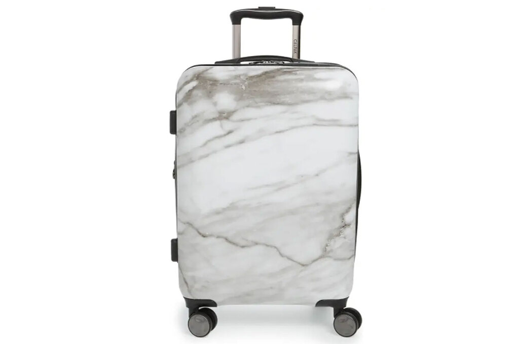 Calpak Astyll 22-Inch Rolling Spinner Suitcase
